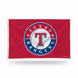 Texas Rangers MLB Grommet Flag