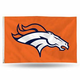 Denver Broncos NFL Grommet Flag