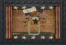 Liberty Primitive Doormat