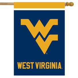 West Virginia Mountaineers NCAA Licensed House Flag