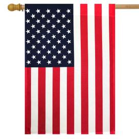 American Flag House Flag