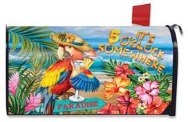 5 O'Clock Paradise Summer Mailbox Cover