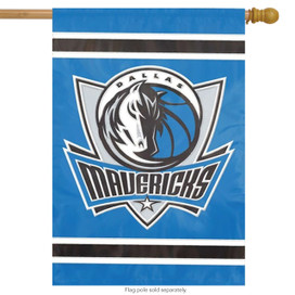 Dallas Mavericks Embroidered Banner Flag NBA