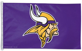 Minnesota Vikings Grommet Flag