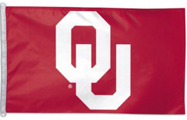 University of Oklahoma Sooners Grommet Flag