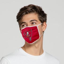 Tampa Bay Buccaneers Solid Big Logo Face Mask