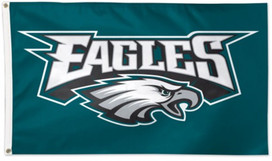 Philadelphia Eagles Deluxe Grommet Flag