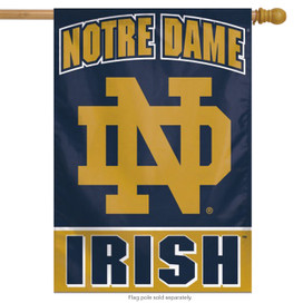 Notre Dame NCAA Fighting Irish House Flag