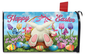Easter Egg Hunt Mailbox Cover