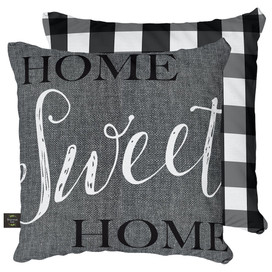 Home Sweet Home Everyday Decorative Pillow