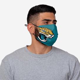 Jacksonville Jaguars On-Field Sideline Big Logo Face Mask