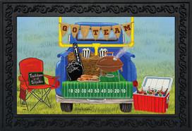 Tailgate Truck Summer Doormat