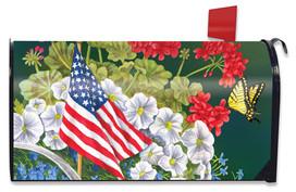 American Garden Summer Mailbox Cover
