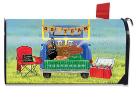Tailgate Truck Summer Mailbox Cover