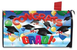Congrats Graduation Mailbox Cover