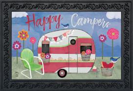 Camping Weather Summer Doormat