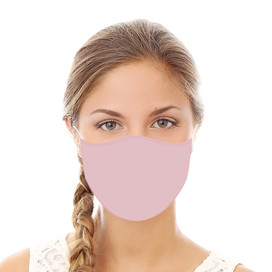Pink Reusable Cloth Face Mask