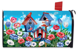 American Birdhouses Summer Magnetic Mailbox Cover