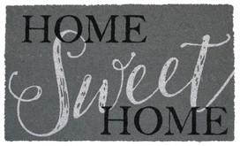 Home Sweet Home Natural Fiber Coir Doormat