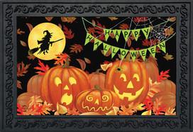 Halloween Haunts Ghost Doormat