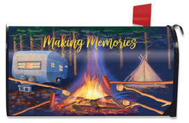 Making Memories Fall Magnetic Mailbox Cover