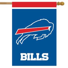 Buffalo Bills NFL Licensed House Flag
