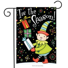 Tis The Season! Christmas Garden Flag