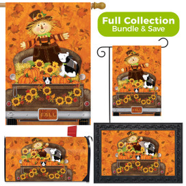 Fall Harvest Pickup Design Collection