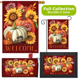 Fall Beauty Floral Design Collection