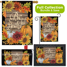 Be Grateful Fall Design Collection