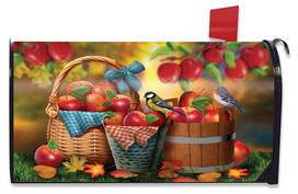 Harvest Apple Basket Fall Mailbox Cover
