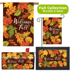 Leaf Toss Fall Design Collection