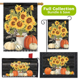 Fall's Glory Floral Design Collection