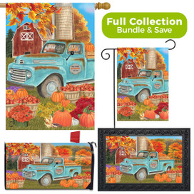 Fresh Picked Pumpkins Fall Design Collection