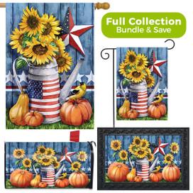 American Autumn Farmhouse Design Collection