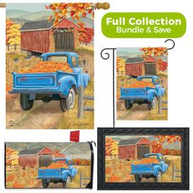 Autumn Bridge Truck Design Collection