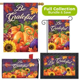 Be Grateful Autumn Design Collection