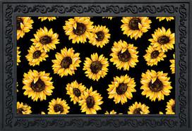 Sunflowers Summer Doormat
