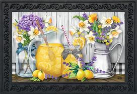 Lemonade Summer Doormat