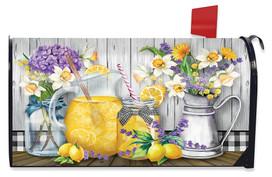 Lemonade Summer Mailbox Cover