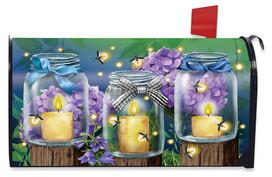 Fireflies Spring Mailbox Cover