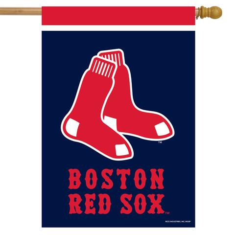 Boston Red Sox MLB Licensed House Flag