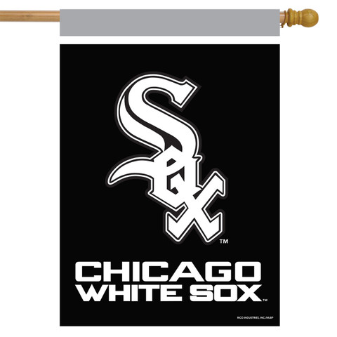 Chicago White Sox MLB House Flag