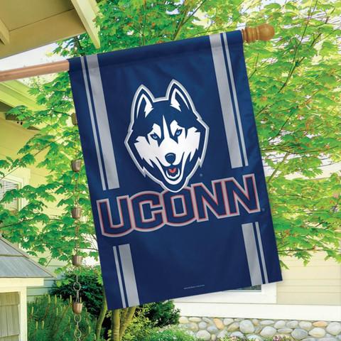 University of Connecticut Vertical Flag