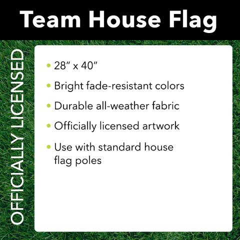 San Francisco 49ers NFL House Flag