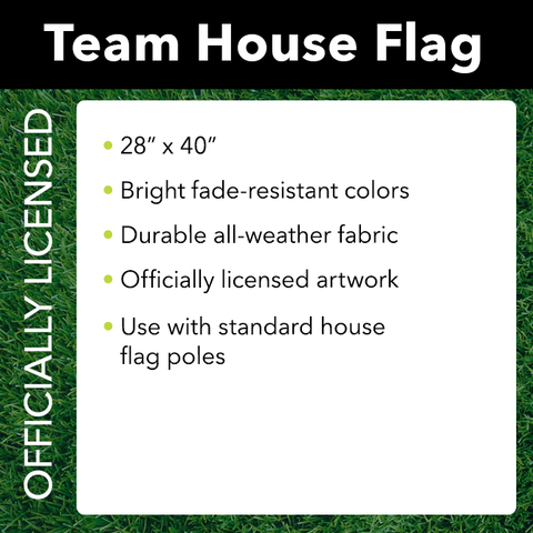 Tampa Bay Lightning NHL House Flag