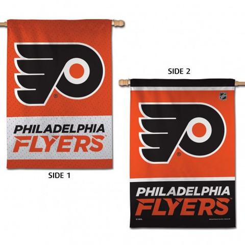 Philadelphia Flyers Vertical House Flag NHL