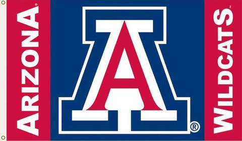 University of Arizona Grommet Flag