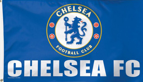 Chelsea FC Deluxe Grommet Flag