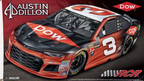 Austin Dillon #3 NASCAR Deluxe Grommet Flag